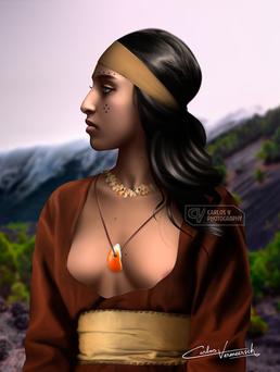 Benahoarite Woman (2018)