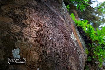 La Zarza Petroglyphs