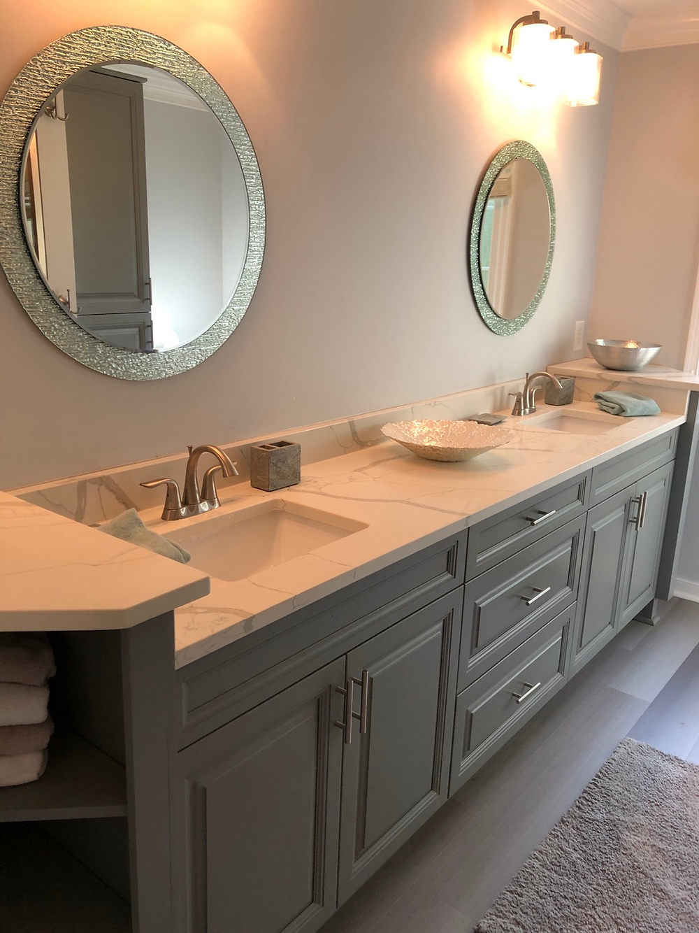 Home Remodeling Professionals Quality Construction Works Richmond Va