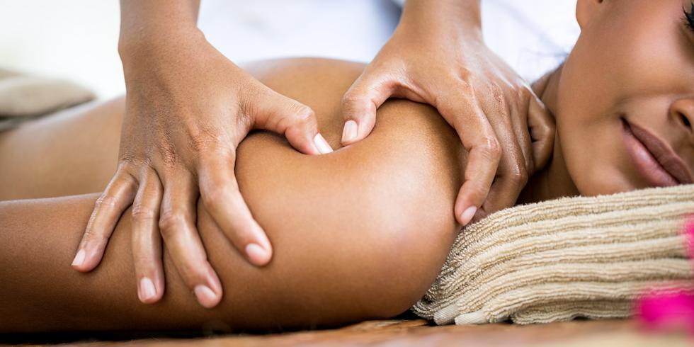 Shoulder Massage for Relaxation
