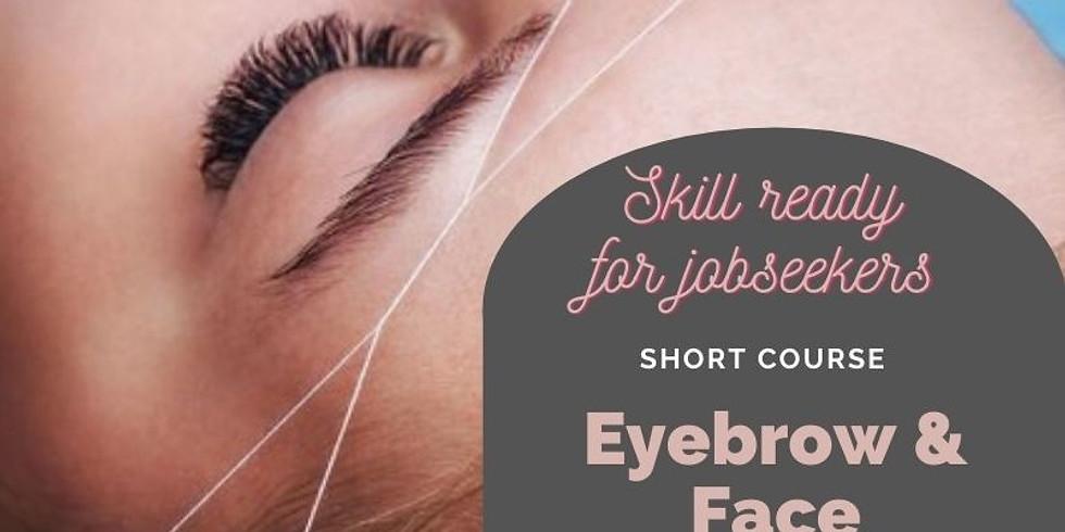 Eyebrow and Face Threading - Bathurst