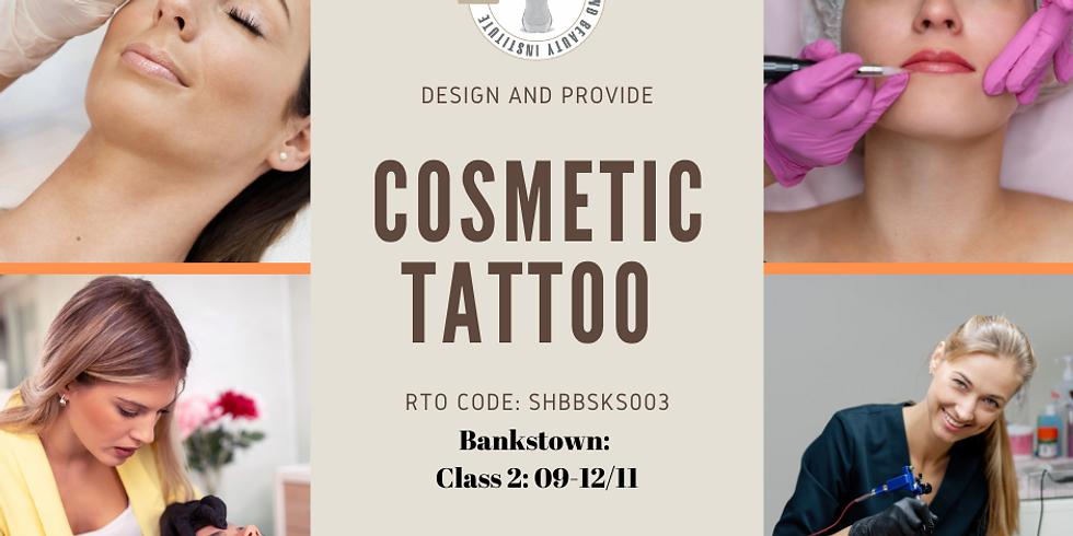 Cosmetic Tattoo 2 - Bankstown