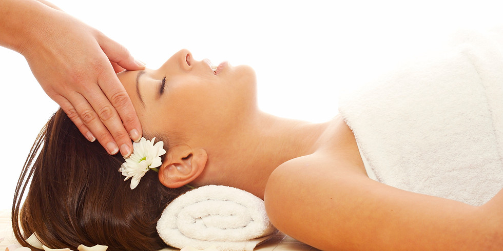 Indian Head Massage For Relaxation - Bathurst