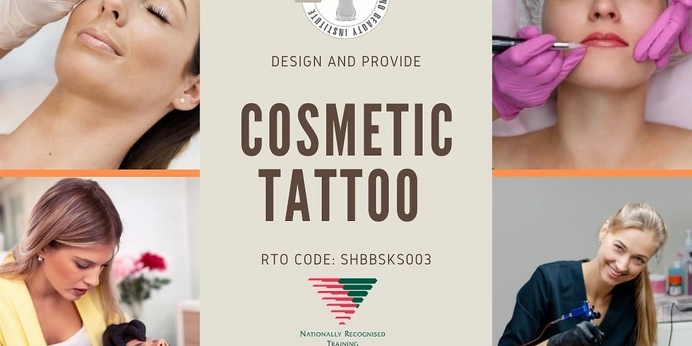 Cosmetic Tattoo 3 - Bankstown