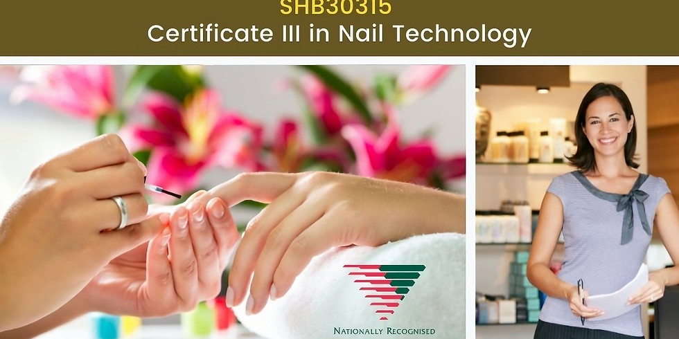 Cert III in Nail Technology - Bathurst