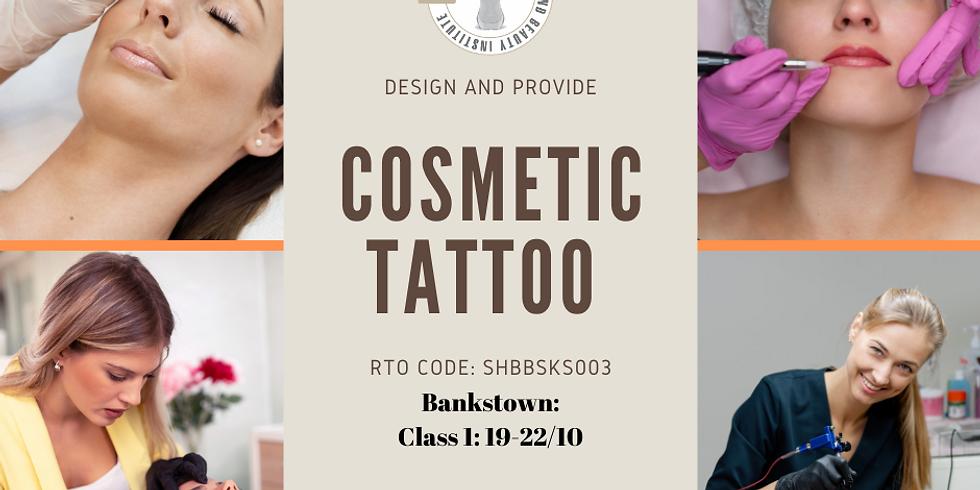 Cosmetic Tattoo 1 - Bankstown
