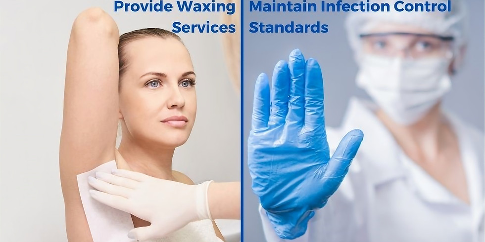 Waxing + Infection Control - NSW Government-Subsidised Training