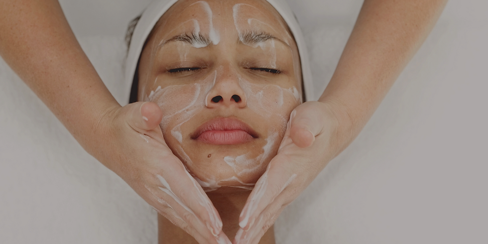 Perform Facial Massage for Yourself