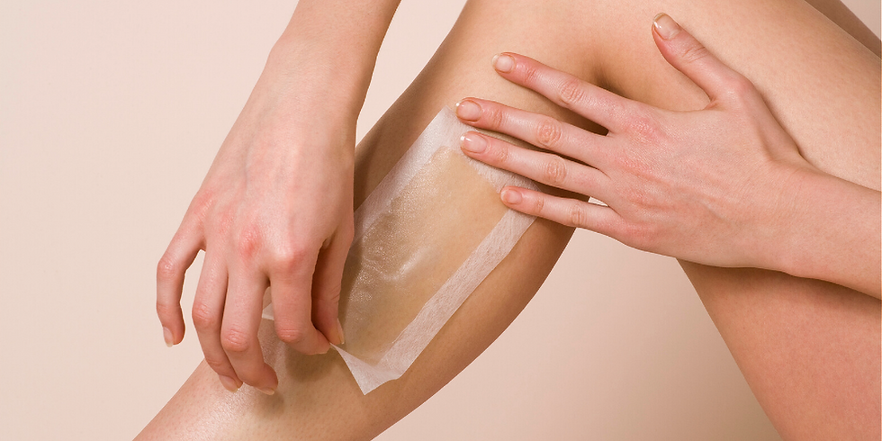 Workshop: Waxing Arms and Legs for Yourself