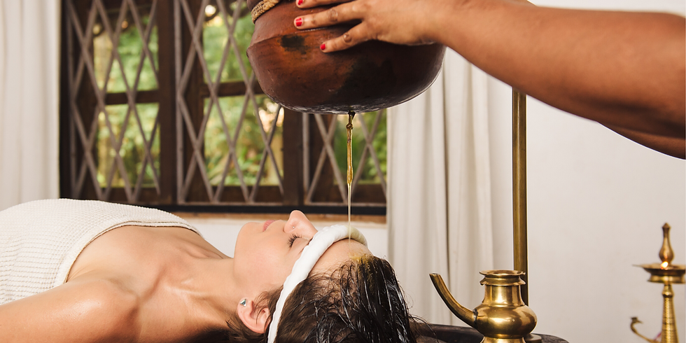 Provide Indian Head Massage For Relaxation