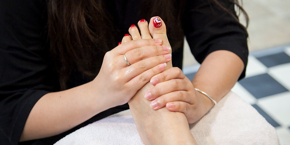 Use Reflexology Relaxation Techniques in Beauty Treatments