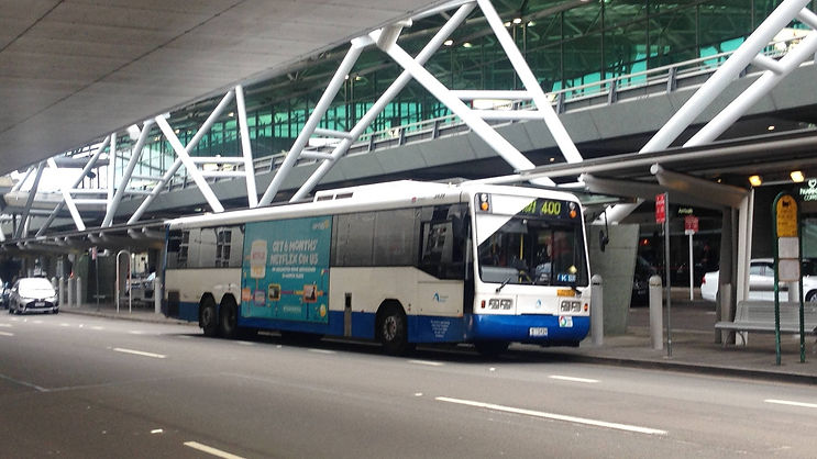Bus in Sydney