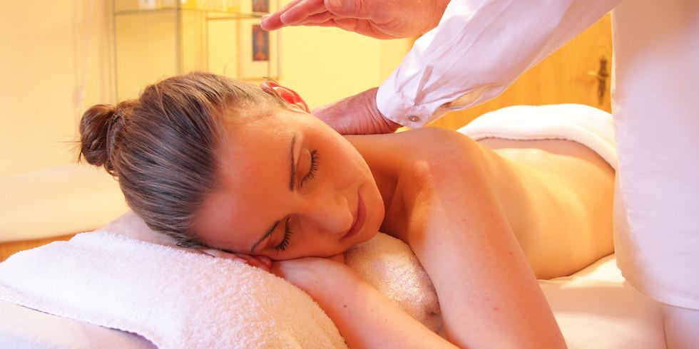 Body Massage - Greenacre