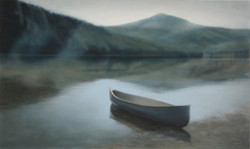 """Morning Beckons 36 x 60""""oil on canvas"""