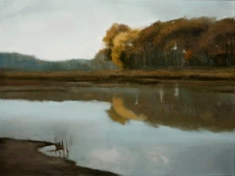 "Middlefork Savannah 36 x 48""oil"