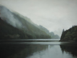 """Hymn to the Northwest 36 x 48"""" oil"""