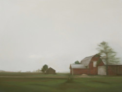 """Road Trip 30 x 40"""" oil on canvas"""