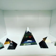 Orgonite pyramids- powerful