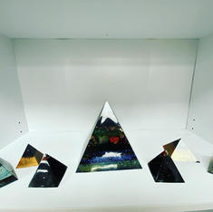 Orgonite pyramids- powerful