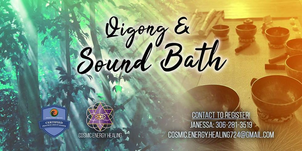 QiGong & Sound bath