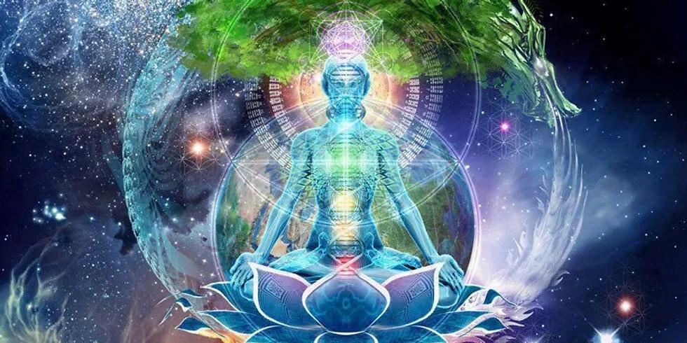 Galactic Grid & Cosmic Toning Meditation