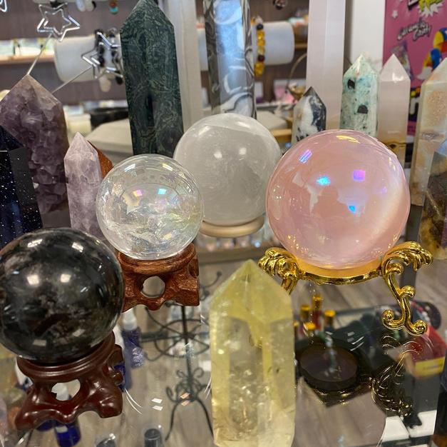 Burnouf Crystals