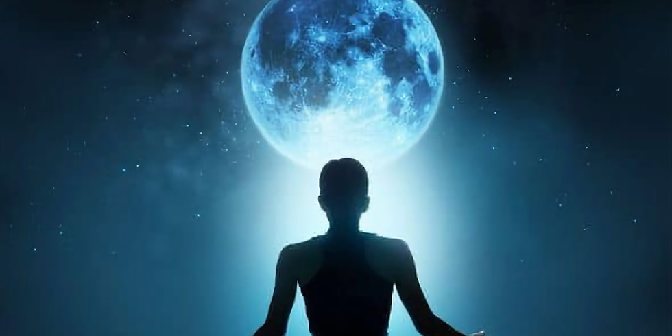 Light workers full moon meditation