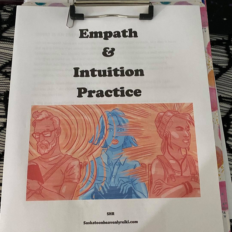 Empath Intuition Practice  (2)