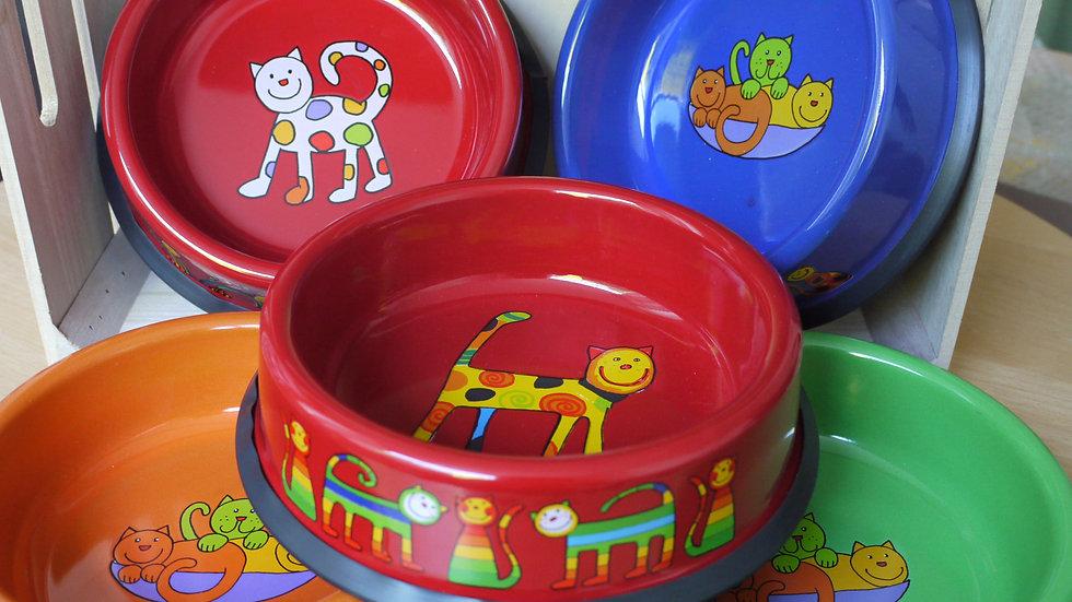 Cat Bowl 19 cm diameter