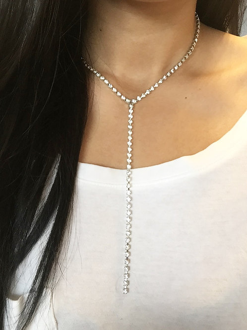 Diamond Galore Lariat