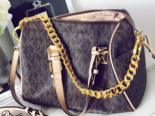 Bag Straps (Pearl & Chain)