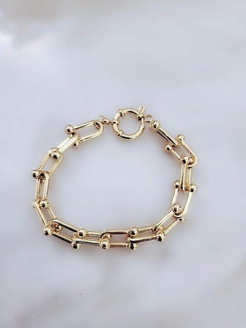 U Link Hardware Bracelet