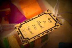 wedding favours cork