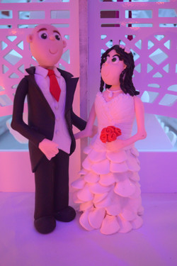 wedding display cork