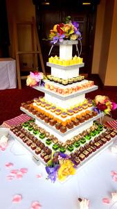 weddings cork treats chocolate fudge
