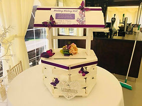 Wedding desserts cork