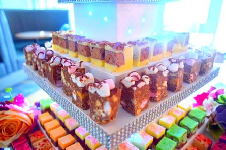 wedding cake alternative cork