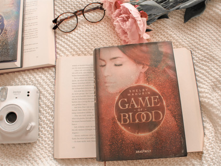 Game of Blood von Shelby Mahurin