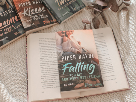 Falling for my Brothers Best Friend von Piper Rayne