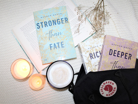 Stronger than Fate von Meghan March