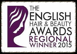 The English hair and beauty awards winner 2015