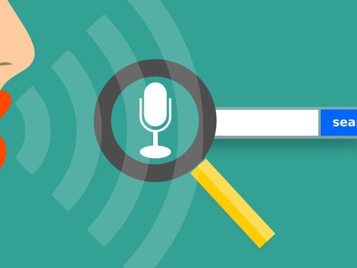 Voice Search ใช้เสียงทำการตลาด