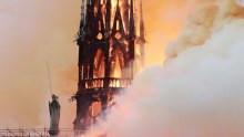 Tragedy strikes Notre Dame
