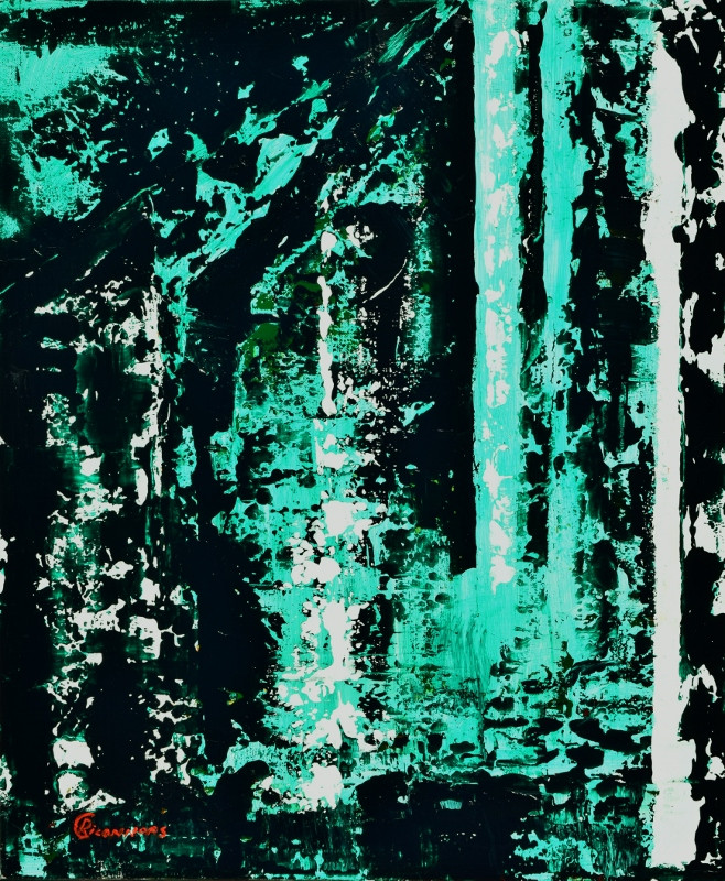 Black Forest 60cm(h) x 50cm(w)