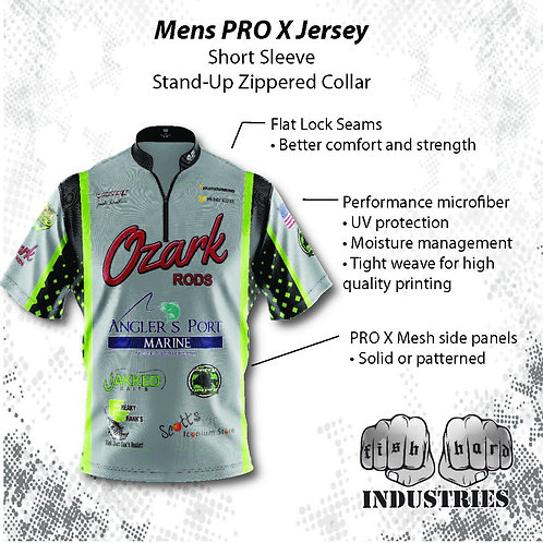 Men's PRO X Short Sleeve