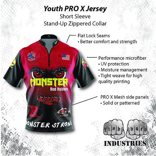 Youth PRO X Short Sleeve