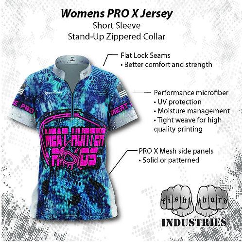 Women's PRO X Short Sleeve