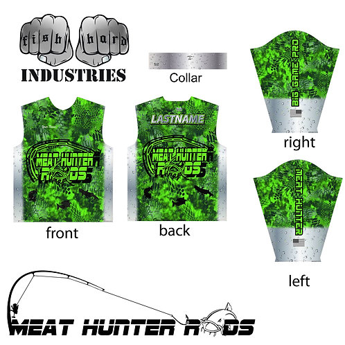 Meat Hunter Rods