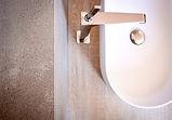 Mineralgusswaschbecken, Badezimmer, Badplanung, Inneneinrichtung, Bauberatung