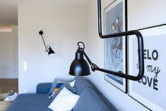 Wohnzimmer, Beleuchtung, Deko, Lichtkonzept
